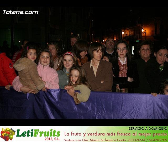 PROCESIÓN DEL SILENCIO. MIÉRCOLES SANTO 2008 - 9