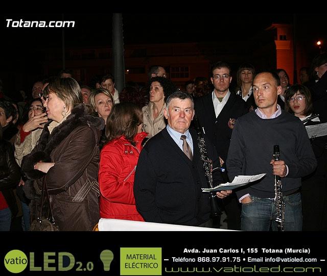 PROCESIÓN DEL SILENCIO. MIÉRCOLES SANTO 2008 - 12