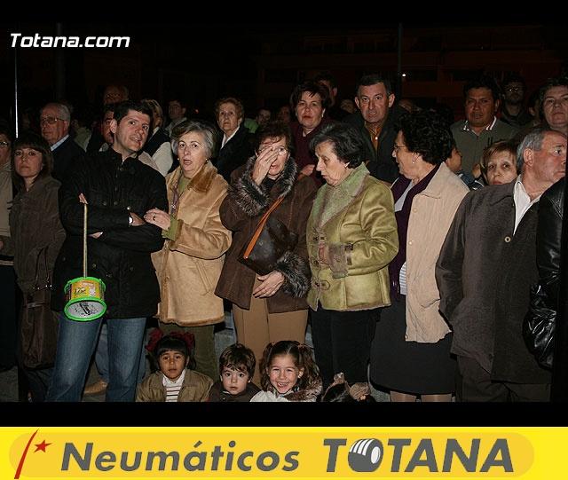 PROCESIÓN DEL SILENCIO. MIÉRCOLES SANTO 2008 - 13