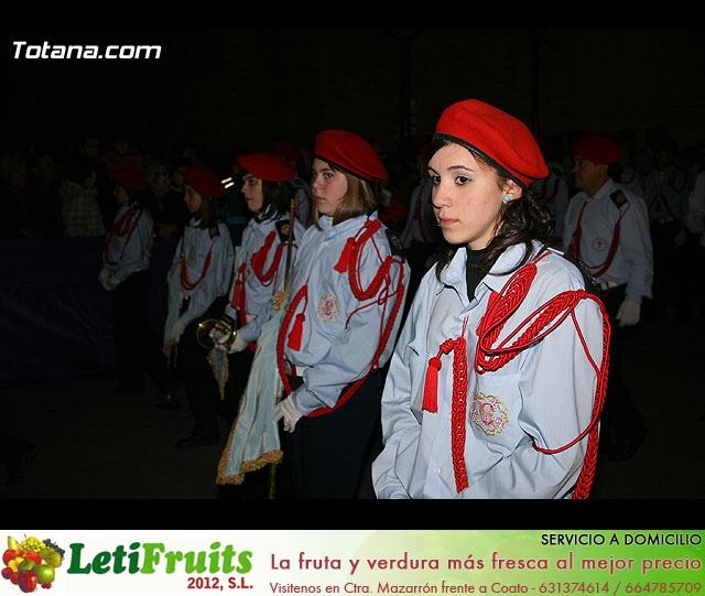 PROCESIÓN DEL SILENCIO. MIÉRCOLES SANTO 2008 - 23