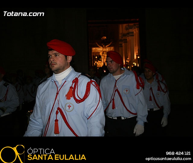 PROCESIÓN DEL SILENCIO. MIÉRCOLES SANTO 2008 - 24