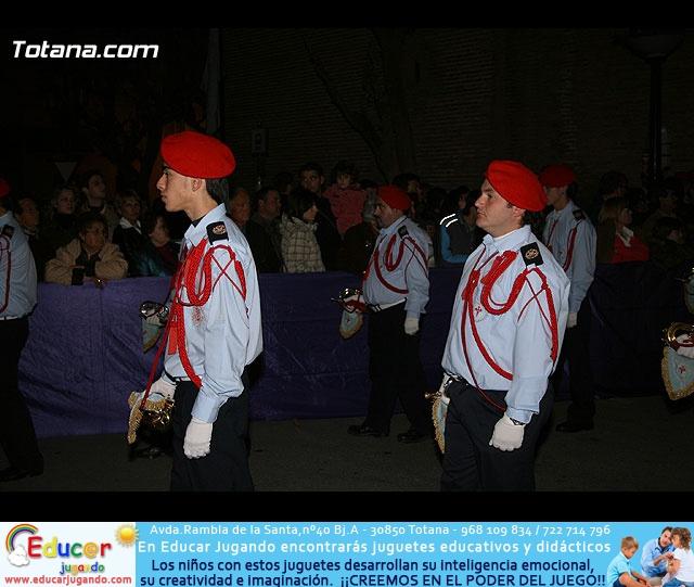 PROCESIÓN DEL SILENCIO. MIÉRCOLES SANTO 2008 - 27