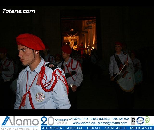 PROCESIÓN DEL SILENCIO. MIÉRCOLES SANTO 2008 - 29