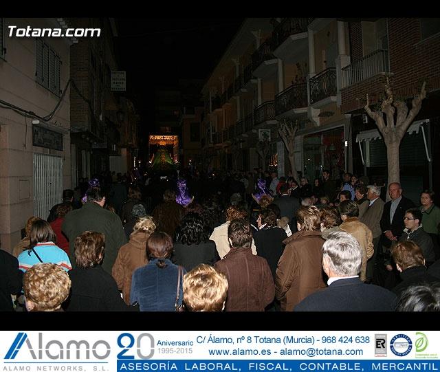PROCESIÓN DEL SILENCIO. MIÉRCOLES SANTO 2008 - 282