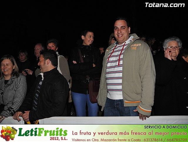 PROCESIÓN DEL SILENCIO. MIÉRCOLES SANTO 2009 - 1