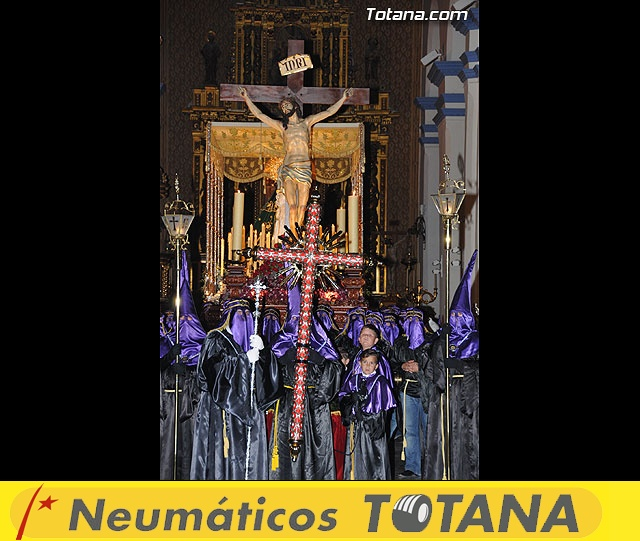 PROCESIÓN DEL SILENCIO. MIÉRCOLES SANTO 2009 - 5