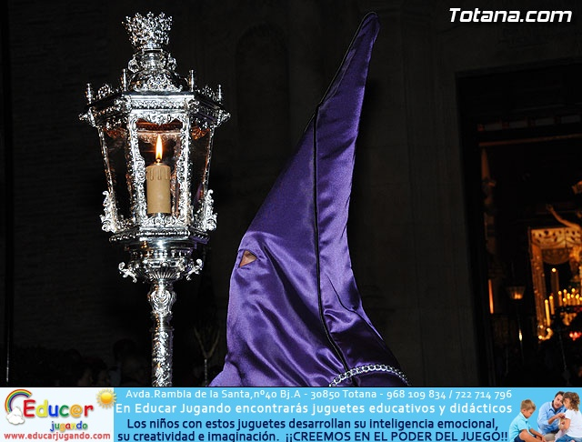 PROCESIÓN DEL SILENCIO. MIÉRCOLES SANTO 2009 - 9