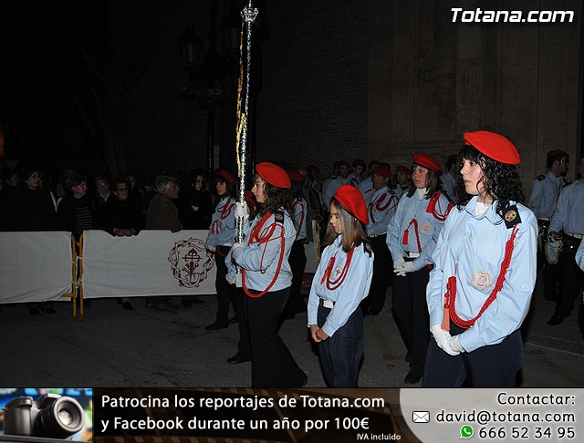 PROCESIÓN DEL SILENCIO. MIÉRCOLES SANTO 2009 - 11