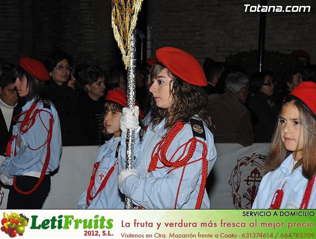 PROCESIÓN DEL SILENCIO. MIÉRCOLES SANTO 2009 - 13