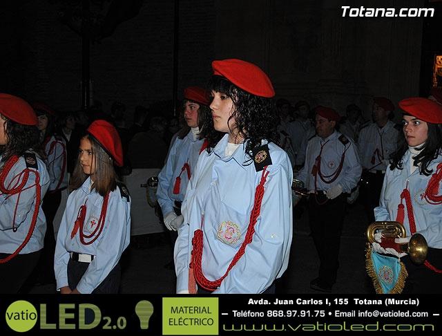 PROCESIÓN DEL SILENCIO. MIÉRCOLES SANTO 2009 - 14