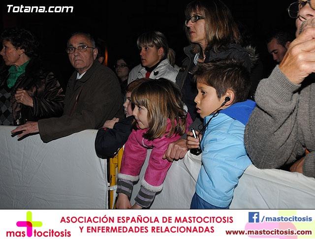 PROCESIÓN DEL SILENCIO. MIÉRCOLES SANTO 2009 - 20
