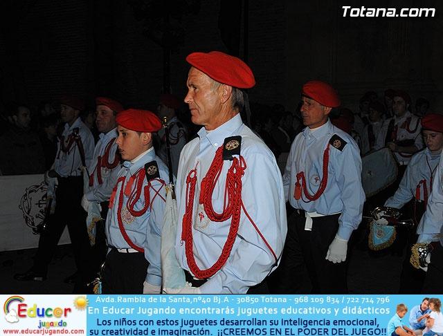 PROCESIÓN DEL SILENCIO. MIÉRCOLES SANTO 2009 - 21