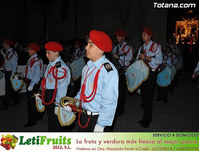 PROCESIÓN DEL SILENCIO. MIÉRCOLES SANTO 2009 - 23