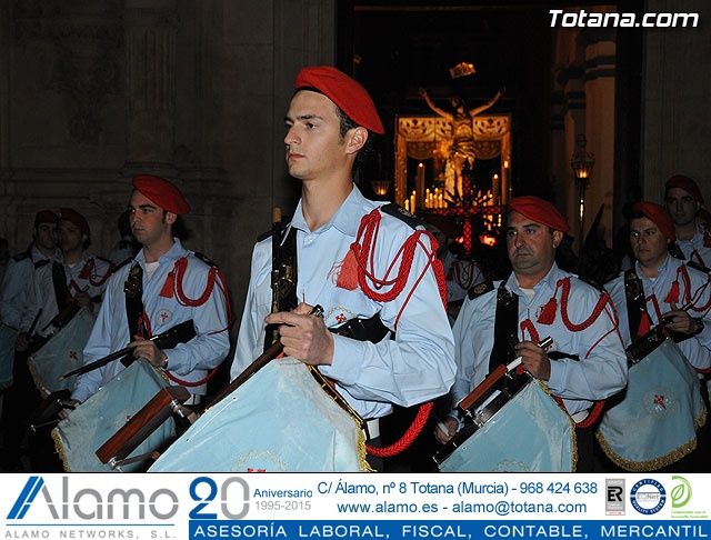 PROCESIÓN DEL SILENCIO. MIÉRCOLES SANTO 2009 - 27