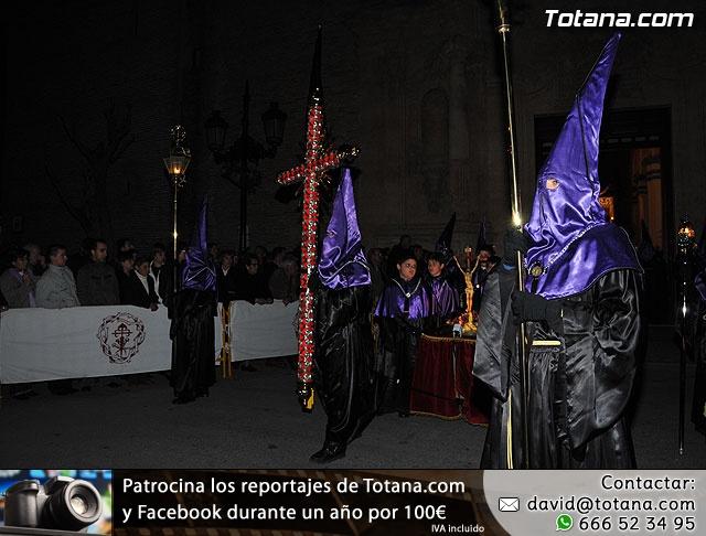 PROCESIÓN DEL SILENCIO. MIÉRCOLES SANTO 2009 - 34