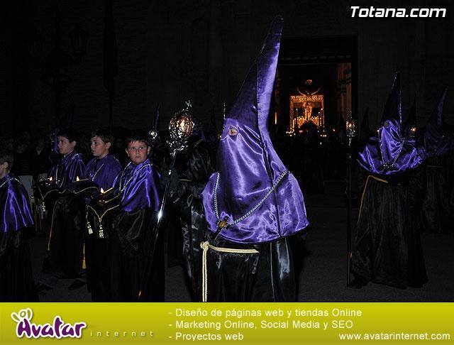 PROCESIÓN DEL SILENCIO. MIÉRCOLES SANTO 2009 - 35