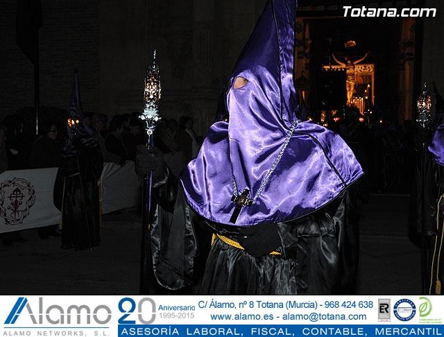 PROCESIÓN DEL SILENCIO. MIÉRCOLES SANTO 2009 - 36