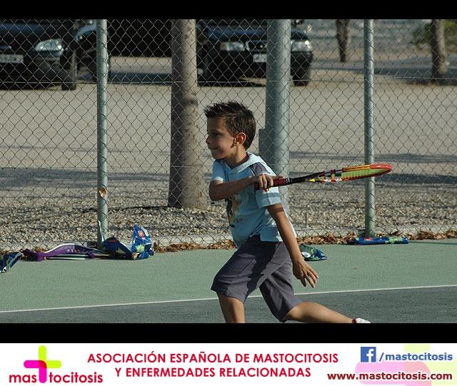 FIESTA DE CLAUSURA DE LA ESCUELA DE TENIS DEL CLUB DE TENIS TOTANA. Curso 2006-2007  - 20