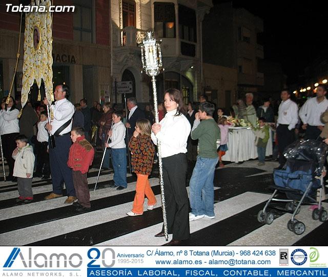 TRASLADO TRONOS QUE PROCESIONARON EN LA NOCHE DEL MARTES Y MIÉRCOLES SANTO - 7