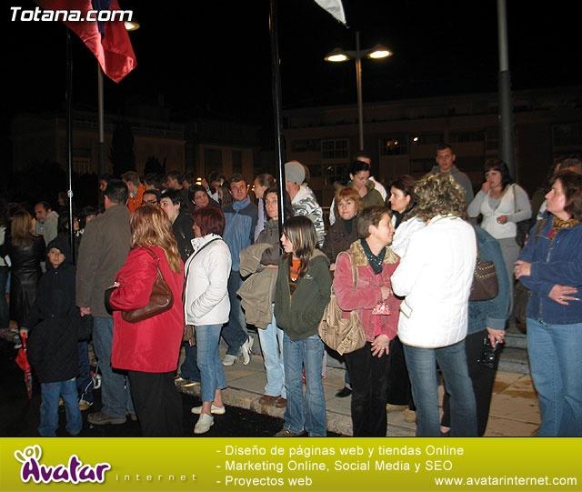 TRASLADO TRONOS QUE PROCESIONARON EN LA NOCHE DEL MARTES Y MIÉRCOLES SANTO - 13