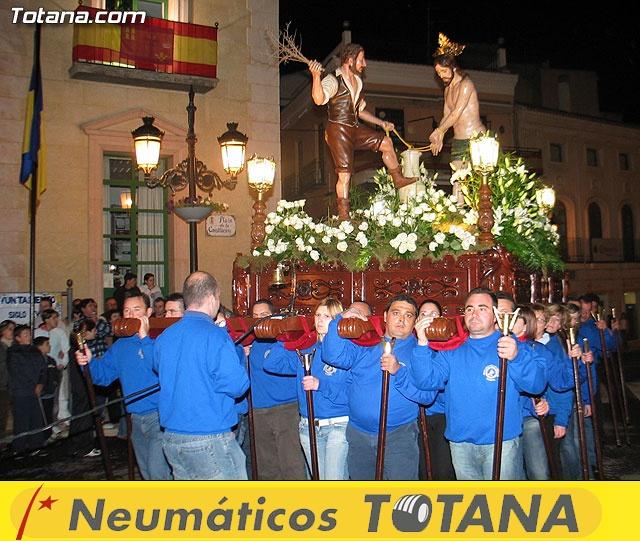 TRASLADO TRONOS QUE PROCESIONARON EN LA NOCHE DEL MARTES Y MIÉRCOLES SANTO - 14