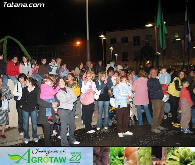TRASLADO TRONOS QUE PROCESIONARON EN LA NOCHE DEL MARTES Y MIÉRCOLES SANTO - 26