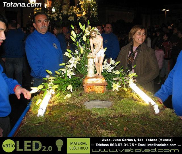 TRASLADO TRONOS QUE PROCESIONARON EN LA NOCHE DEL MARTES Y MIÉRCOLES SANTO - 28