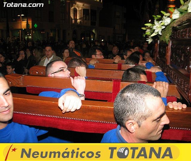 TRASLADO TRONOS QUE PROCESIONARON EN LA NOCHE DEL MARTES Y MIÉRCOLES SANTO - 33
