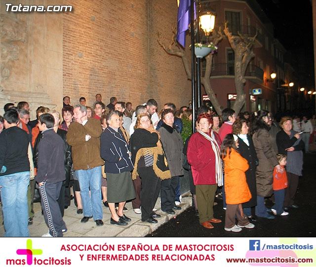 TRASLADO TRONOS QUE PROCESIONARON EN LA NOCHE DEL MARTES Y MIÉRCOLES SANTO - 36