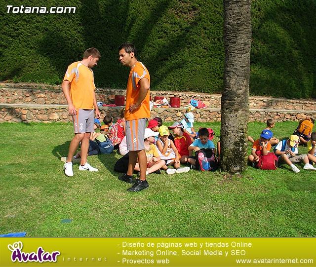 Clausura actividades deportivas de verano. Julio 2010 - 5