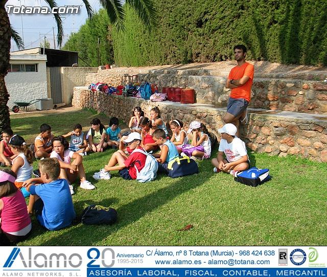 Clausura actividades deportivas de verano. Julio 2010 - 9