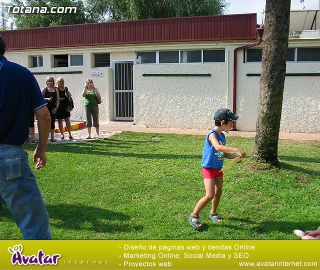 Clausura actividades deportivas de verano. Julio 2010 - 16