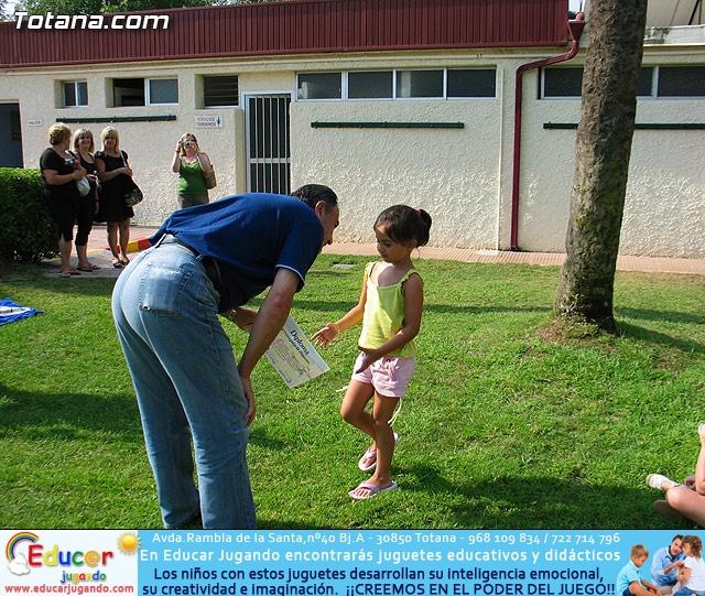 Clausura actividades deportivas de verano. Julio 2010 - 17