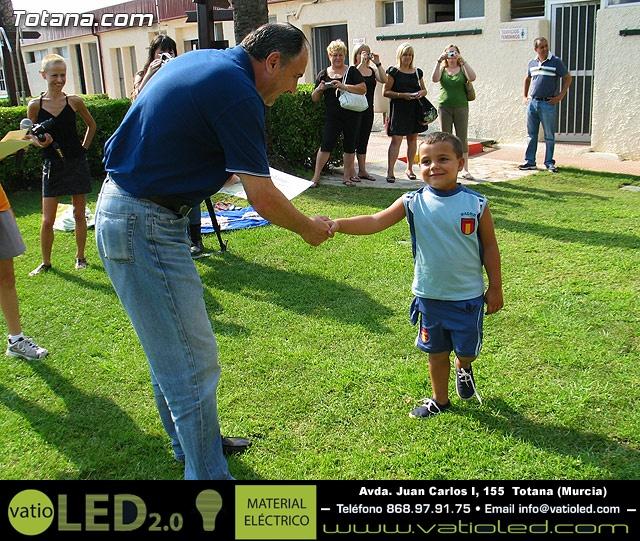 Clausura actividades deportivas de verano. Julio 2010 - 26