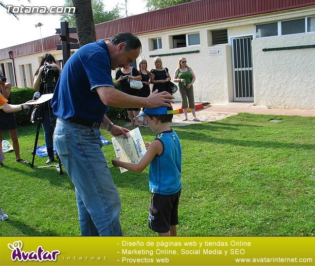 Clausura actividades deportivas de verano. Julio 2010 - 29