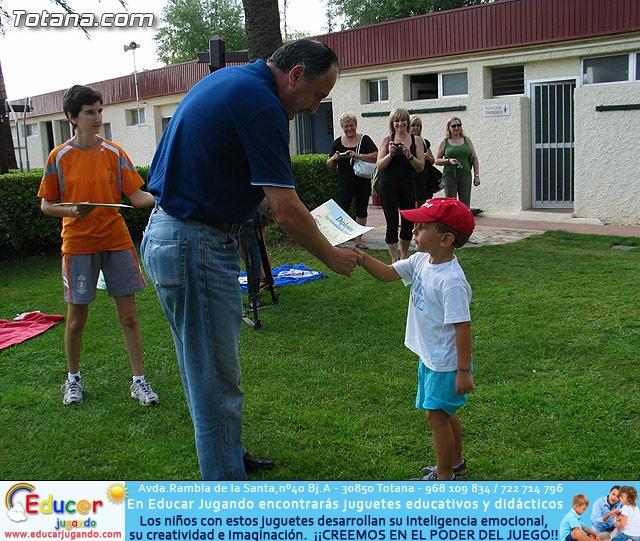 Clausura actividades deportivas de verano. Julio 2010 - 33