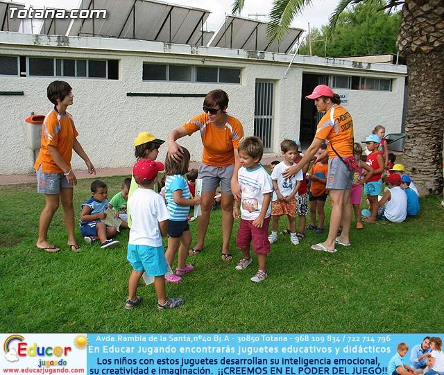 Clausura actividades deportivas de verano. Julio 2010 - 34