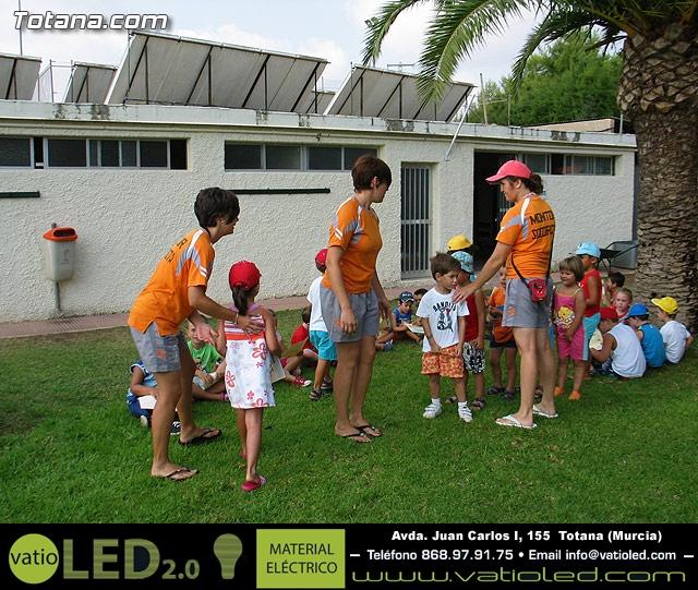Clausura actividades deportivas de verano. Julio 2010 - 35