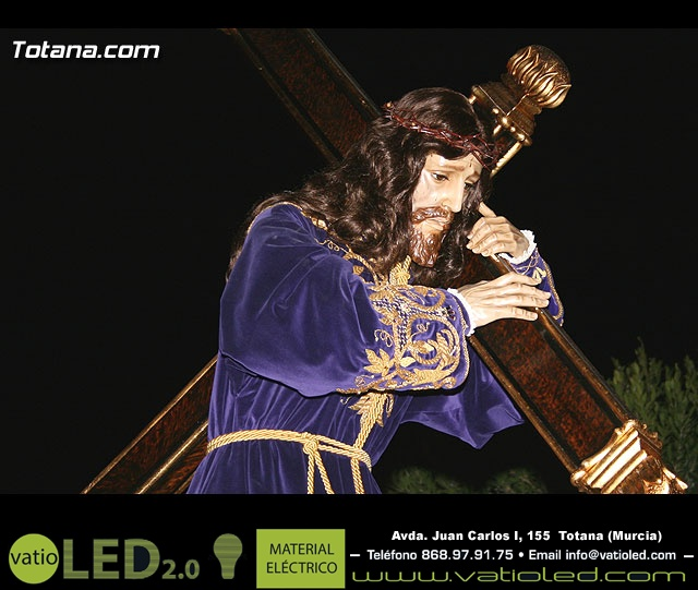 SOLEMNE VIACRUCIS con la imagen de NUESTRO PADRE JESÚS NAZARENO - 29