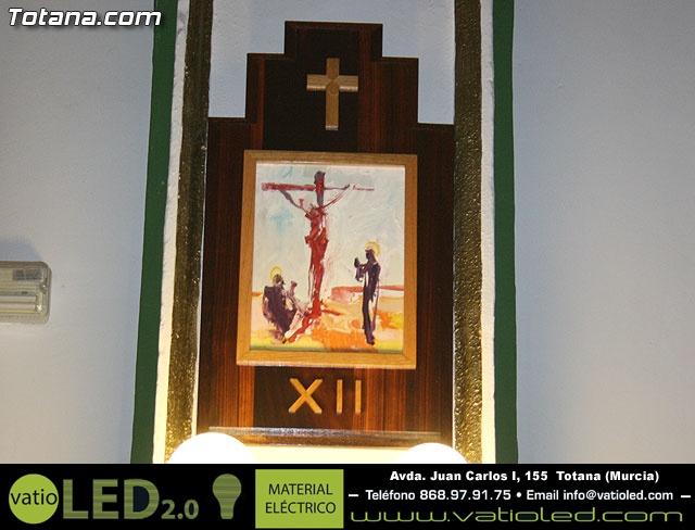 SOLEMNE VIACRUCIS con la imagen de NUESTRO PADRE JESÚS NAZARENO - 2009 - 274