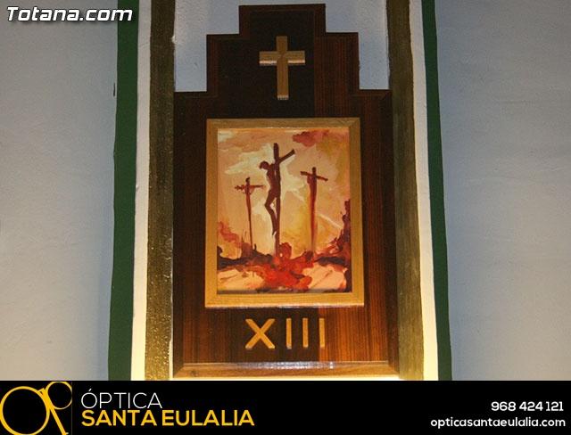 SOLEMNE VIACRUCIS con la imagen de NUESTRO PADRE JESÚS NAZARENO - 2009 - 275