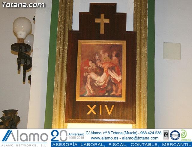 SOLEMNE VIACRUCIS con la imagen de NUESTRO PADRE JESÚS NAZARENO - 2009 - 276