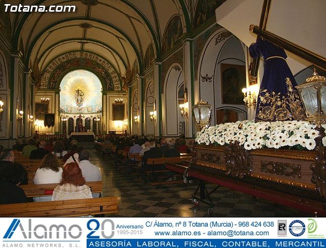 SOLEMNE VIACRUCIS con la imagen de NUESTRO PADRE JESÚS NAZARENO - 2009 - 1