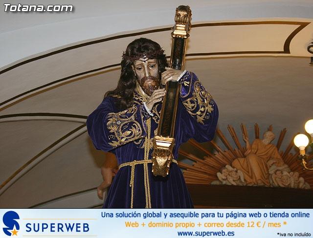 SOLEMNE VIACRUCIS con la imagen de NUESTRO PADRE JESÚS NAZARENO - 2009 - 3