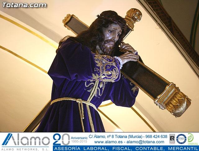 SOLEMNE VIACRUCIS con la imagen de NUESTRO PADRE JESÚS NAZARENO - 2009 - 4