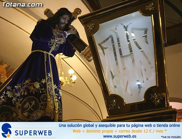 SOLEMNE VIACRUCIS con la imagen de NUESTRO PADRE JESÚS NAZARENO - 2009 - 5
