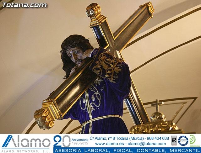 SOLEMNE VIACRUCIS con la imagen de NUESTRO PADRE JESÚS NAZARENO - 2009 - 6