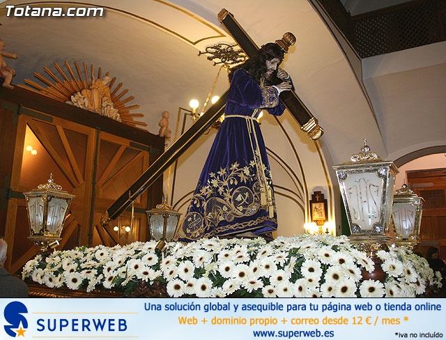 SOLEMNE VIACRUCIS con la imagen de NUESTRO PADRE JESÚS NAZARENO - 2009 - 7