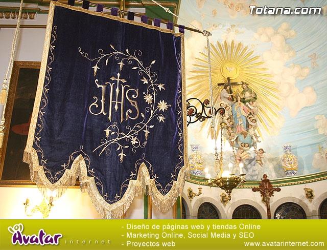 SOLEMNE VIACRUCIS con la imagen de NUESTRO PADRE JESÚS NAZARENO - 2009 - 8