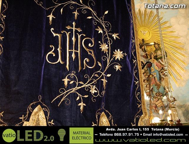 SOLEMNE VIACRUCIS con la imagen de NUESTRO PADRE JESÚS NAZARENO - 2009 - 9